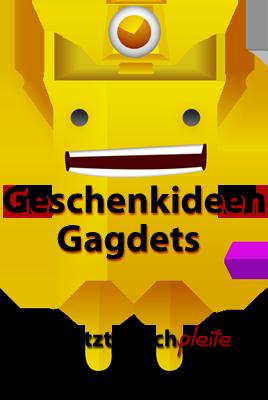 Geschenkideen und Gadgets für Männer | jetztbinichpleite.de