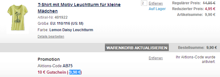 10 euro rabatt lands end gutschein