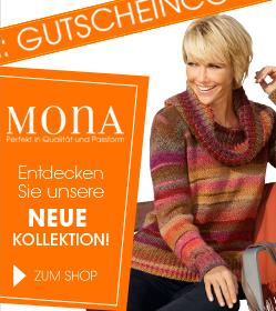 Versandhaus Mona Gutschein 2012 - September Oktober