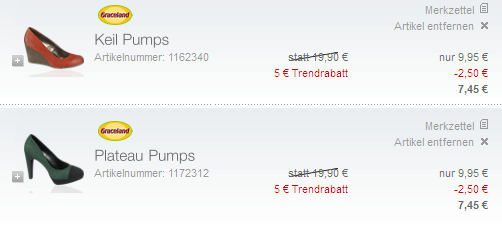 rabatt coupon deichmann