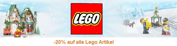 Lego reduziert - 20 Prozent auf Lego