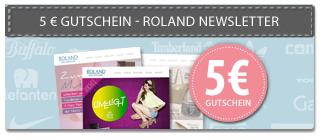 Roland Gutscheincode Vorteilsnummer Onlineshop Bestandskunden