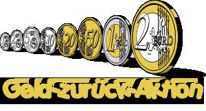 Geld-Zurück-Aktion Cash Back - Produkte kostenlos gratis testen