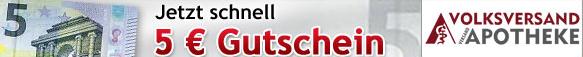 Volksversand Gutscheincode Vorteilsnummer Versandapotheke Rabattcode
