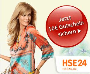 HSE24.de Gutscheincode Aktionsnummer Rabattcode