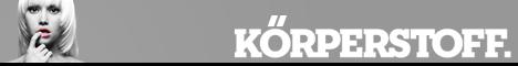 KÖRPERSTOFF Gutscheincode Aktionsnummer Sparcode