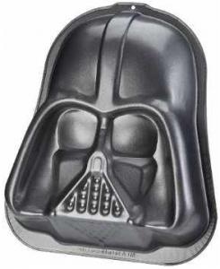 Geschenkidee bei Amazon Backform Darth Vader