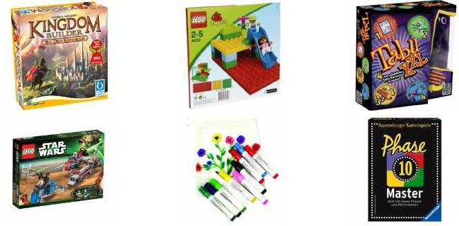 Spielzeug Schnäppchen reduzierte Spielsachen bei amazon