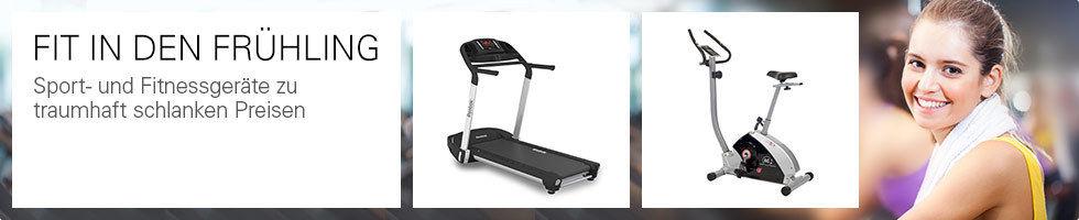 Fit in den Frühling Fitnessgeräte bei ebay