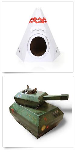 Katzenspielzeug reduziert von SUCK UK bei ebay