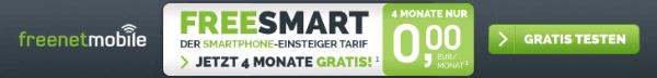 Freenet Gratisartikel Internet SMS Anrufe