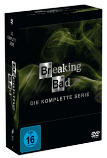 Breaking Bad DVD-Deal