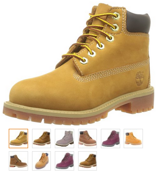 huge selection of 3949c 7d386 Timberland Kinderstiefel | günstig bei amazon ...