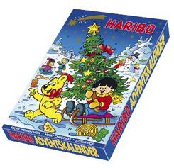 Haribo Adventskalender billig reduziert günstig