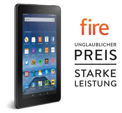 amazon Fire Tablet billig