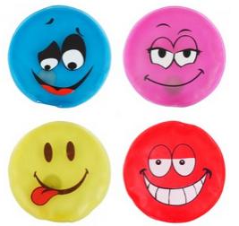 Smiley Heizpads und Fingerwärmer