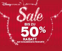 Disneystore Sale und Ausverkauf