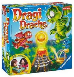 dragi drache reduziert 14 10 kinderspiel g nstig bei amazon kaufen. Black Bedroom Furniture Sets. Home Design Ideas
