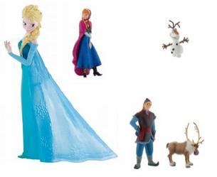 Frozen & Die Eiskönigin Figuren von Bullyland günstig