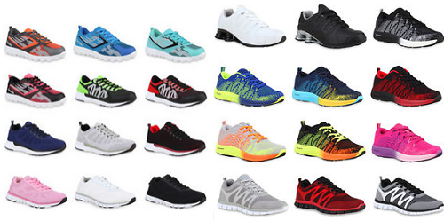 New Look Sportschuhe bunt, trendy, günstig   19,90