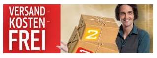 versandkostenfrei Vorteilsnummer 1-2-3.tv Gutschein