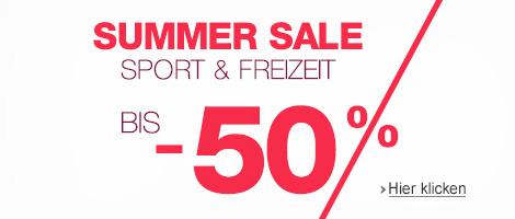 Summer Sale bei Amazon