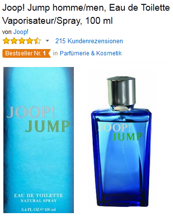 joop jump edt reduziert g nstig. Black Bedroom Furniture Sets. Home Design Ideas