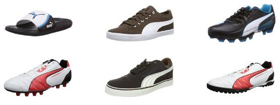 PUMA Sale bei Amazon mit Schuhen