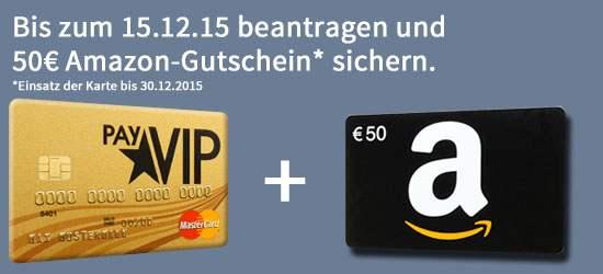 PayVIP Geschenk