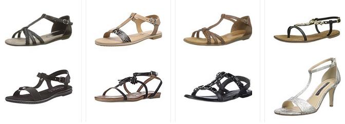 new style 22556 e09a8 schnell sein: Tamaris Sandalen reduziert kaufen ...