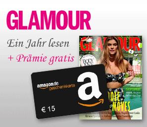 Glamour-Abo mit Geschenk
