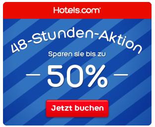 Hotels.com Sale