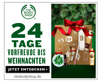 Adventskalender von TheBodyShop