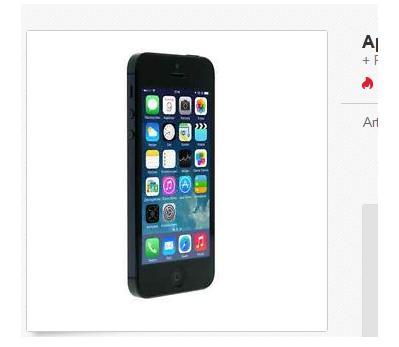 Apple iPhone 5 billig, reduziert, versandkostenfrei