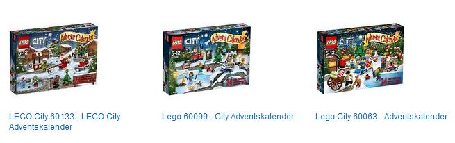 LEGO City Adventskalender: reduziert bei Amazon bestellen