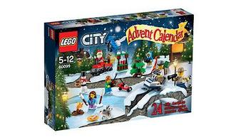 LEGO City Adventskalender
