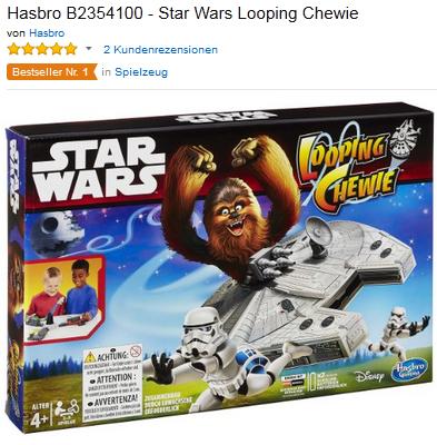 Looping Chewie: Geschenkidee für Kinder & Erwachsene