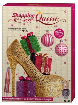 Shopping Queen Adventskalender für Frauen
