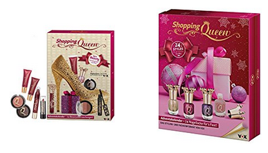 neue Shopping Queen Adventskalender für Damen bei Amazon