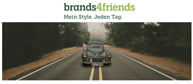 neue Verkaufsaktion von brands4friends