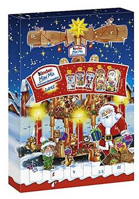 Kinder Ferrero Adventskalender