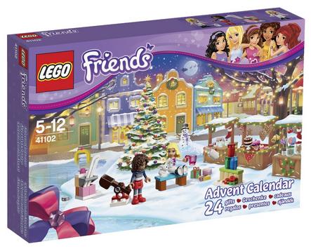 LEGO Friends Adventskalender 41102 reduziert