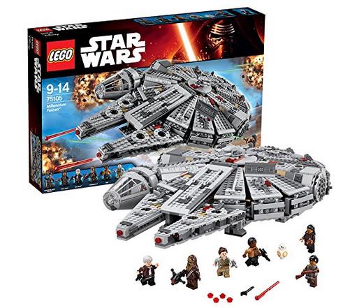 LEGO Star Wars Millennium Falke