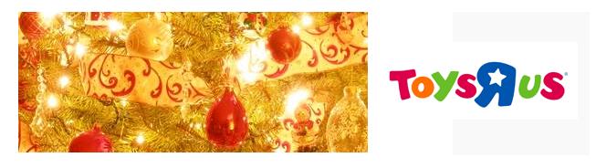 Weihnachten bei toysrus