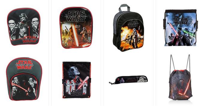 Star Wars Rucksäcke für Kinder stark reduziert