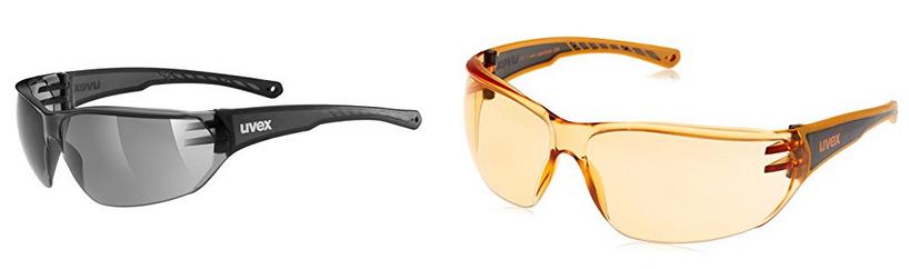 sportliche Sonnenbrillen von uvex