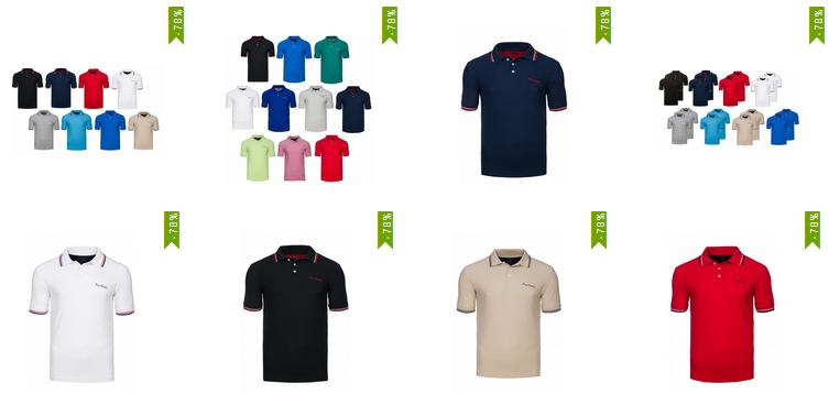 Pierre Cardin Polohemden & Poloshirts