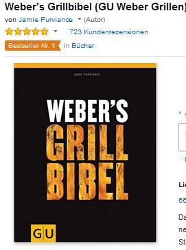 Webers Grillbibel versandkostenfrei
