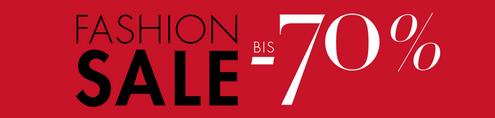 Amazon Fashion Sale nächste Stufe 70 Prozent