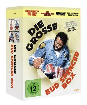 DVD - Die große Bud Spencer Box
